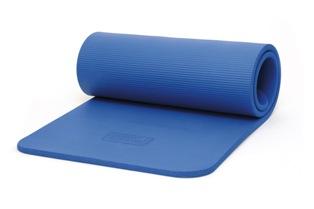 SISSEL® Gymnastikmatte Professional blau, 180 x 60 x 1,5 cm, ohne Verpackung