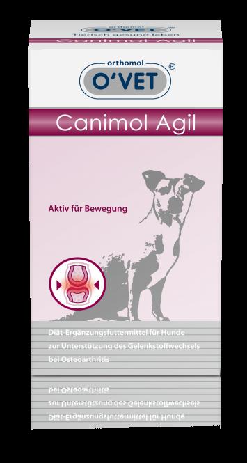 Canimol Agil vet. 140g (ca. 60 Tabletten)
