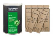 INSUMED Trinkmahlzeit VEGAN Paket, 1x Dose Vegan á 400 g und 10 Riegel Vegan