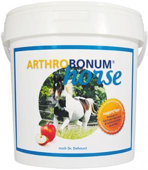 Arthrobonum Horse (sugar free) Gelenkpräparat Pulver, Aroma Apfel 2,4 kg