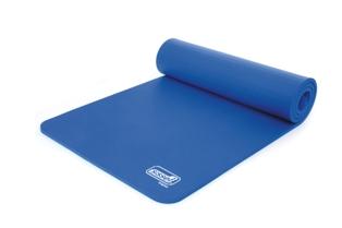 SISSEL® Gymnastikmatte blau, 180 x 60 x 1,5 cm, inkl. Verpackung