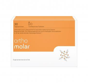Orthomolar Trinkfläschchen/Tablette, 30 Tagesportionen