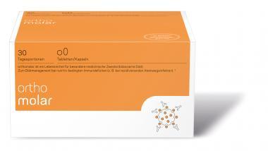 Orthomolar Tabletten/Kapseln 30 Tagesportionen