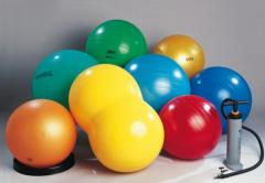 Pezzi-Ball rot, 75 cm