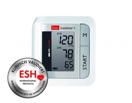 boso medistar+ Handgelenk-Blutdruckmessgerät Manschette fürs Handgelenk 13,5 - 21,5 cm