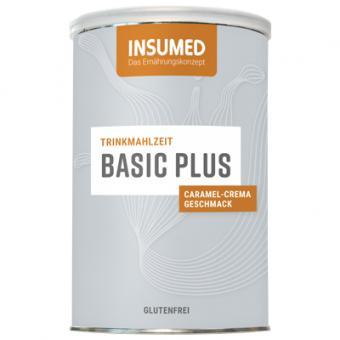 INSUMED Basic Plus Caramel-Crema 400g