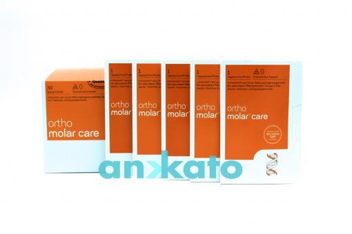 AKTION: Orthomolar care-Wochen, 30 Portionen +5 Extraportionen Granulat plus Kapseln