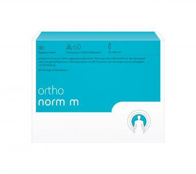 Orthonorm m Granulat plus Tablette/Kapsel, 30 Tagesportionen