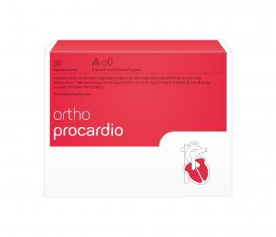 Orthoprocardio Granulat/Tablette/Kapseln, 30 Tagesportionen