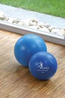SISSEL® Pilates Ball Ø 22 cm, blau