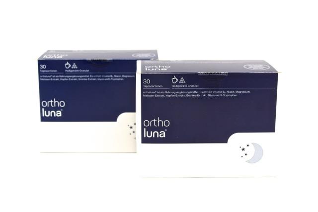AKTION: 2 Packungen Ortholuna Granulat, 2x30 Tagesportionen