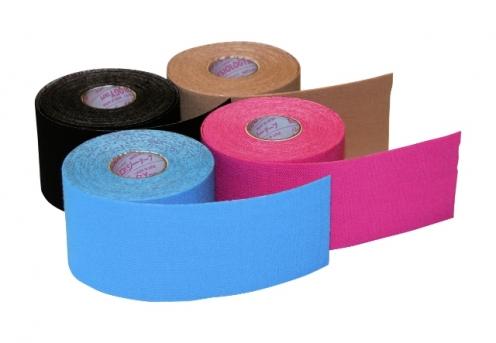 SISSEL® Kinesiology Tape, ca. 5 cm x 5 m  Rolle blau