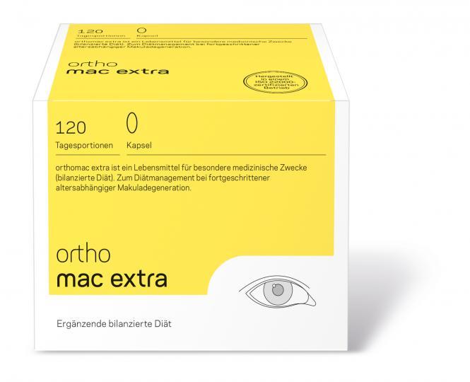 Orthomac extra Kapseln, 120er