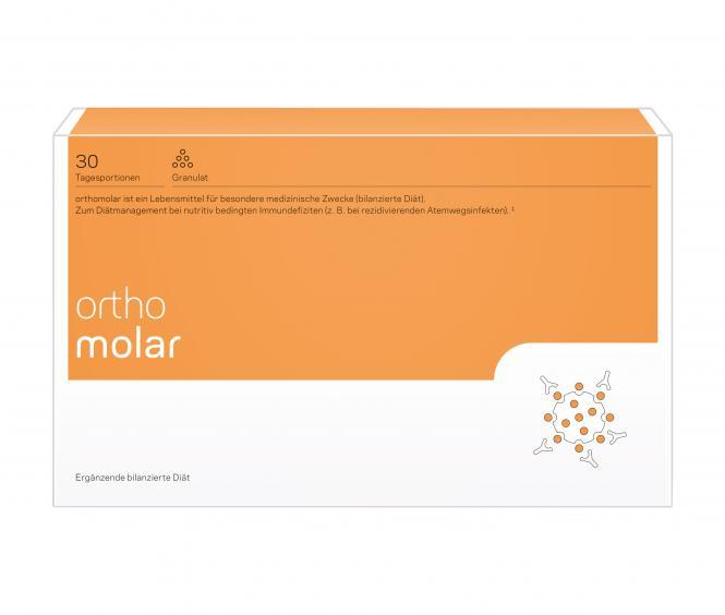 Orthomolar Granulat, 30 Tagesportionen