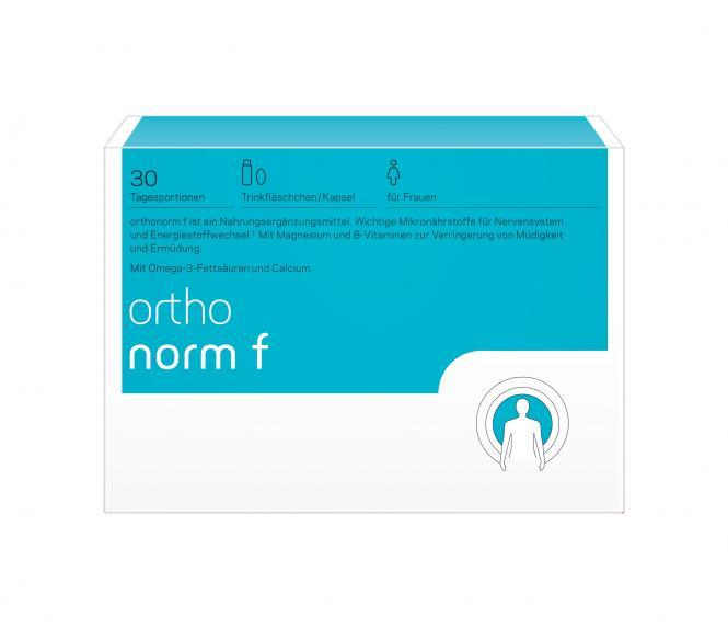 Orthonorm f Trinkfläschchen/Kapseln, 30 Tagesportionen