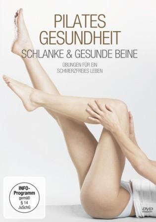 """Pilates DVD """"Pilates Gesundheit - Schlanke und gesunde Beine"""""""
