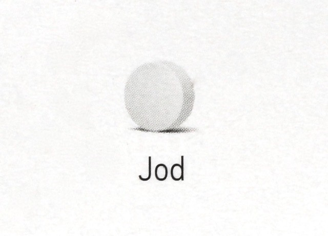 Jod_Tablette