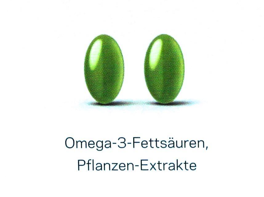 Omega-3-Fettsäuren, Pflanzen-Extrakte
