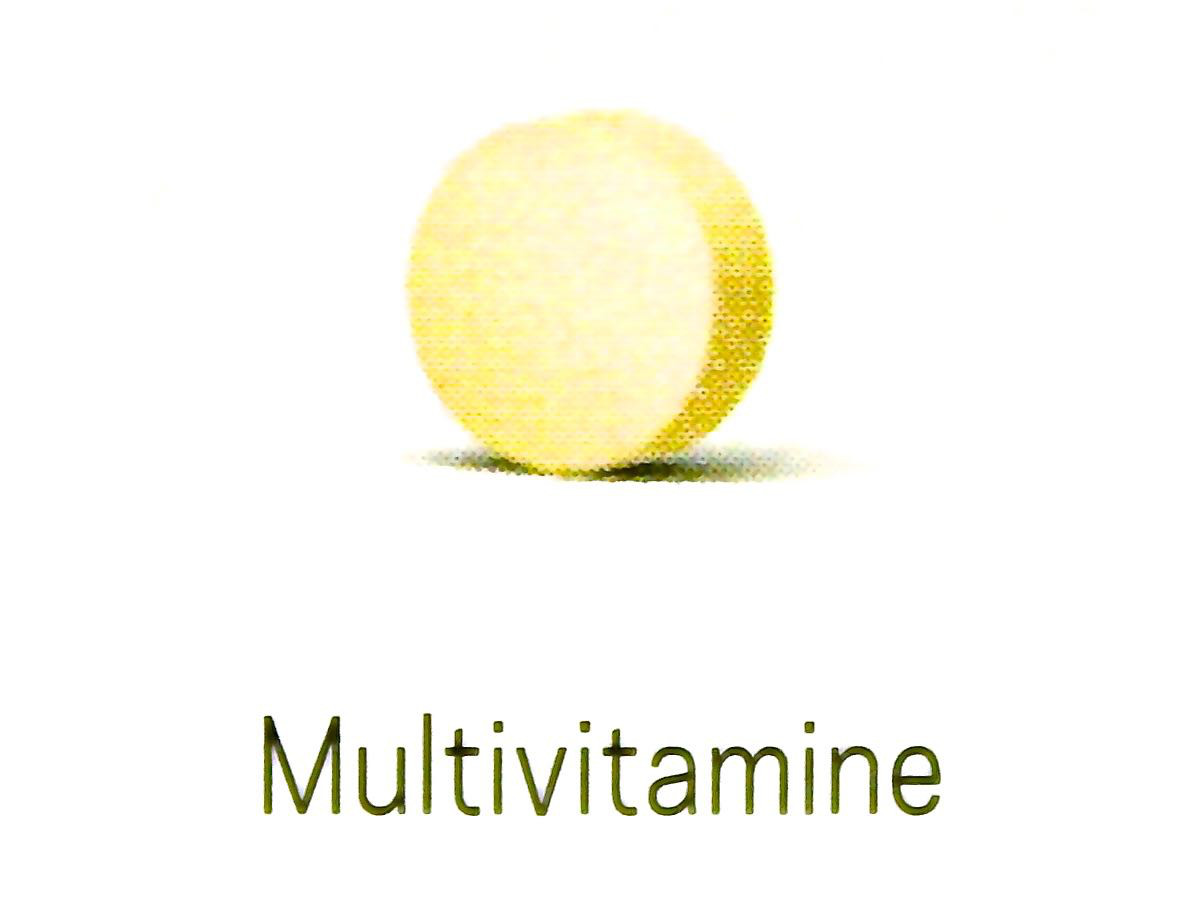 Orthofertil Multivitamine