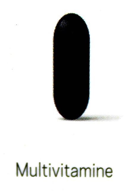 Orthomolar Tabletten Multivitamine