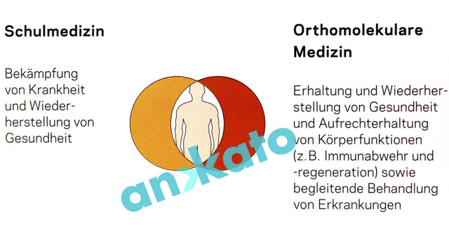 Orthomolar schulmedizin