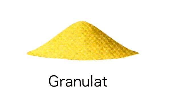 Orthonorm f Granulat