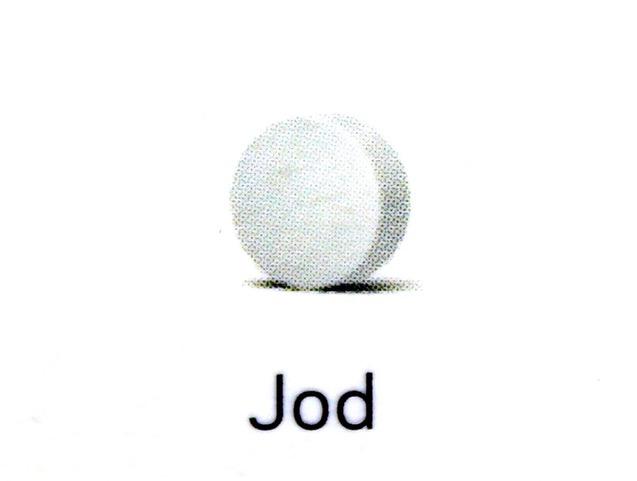 Jod Orthonorm m