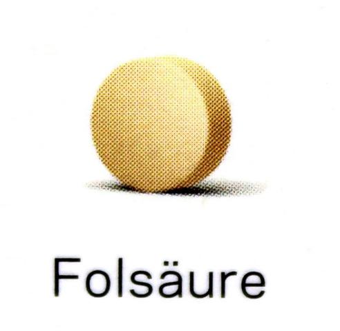 Orthomolar Trinkfläschchen Folsäure